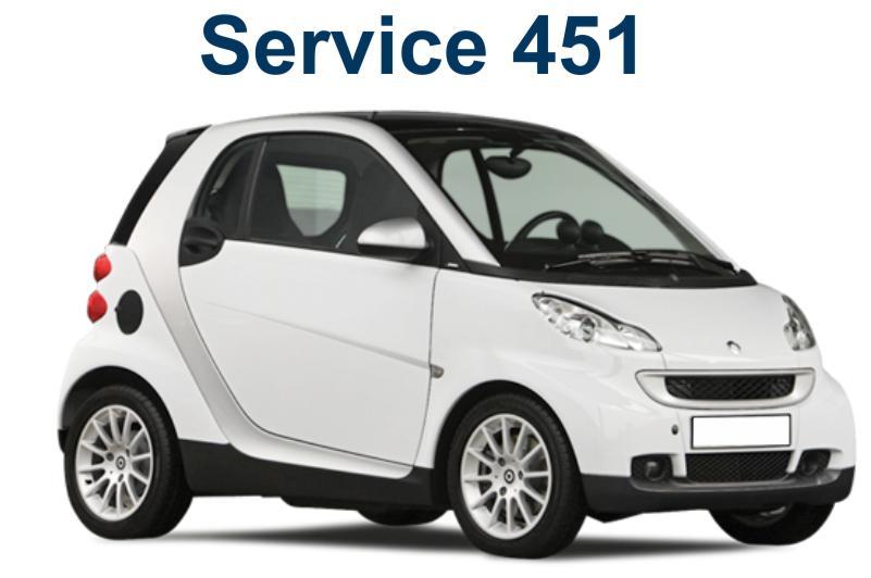 Smart 451 Service από 79 ευρώ