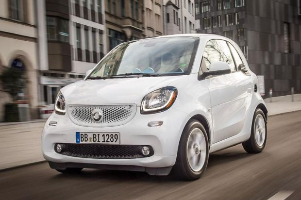 Tο Smart ForTwo 90 Twinamic
