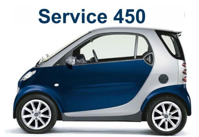 Smart 450 Service από 75 ευρώ