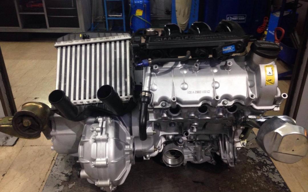 Ανακατασκευή Κινητήρα Smart 700cc